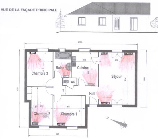 comment chauffer sa maison arts chemin es. Black Bedroom Furniture Sets. Home Design Ideas